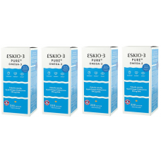 Eskio-3 -  Storkøb Pure Omega-3 - 4x250 kapsler