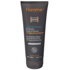 Florame - Økologisk Shower and Shampoo gel til mænd