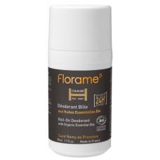 Florame - Økologisk Deo roll-on til mænd