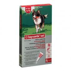 BAYVANTIC VET. til hunde - 10-25 kg.