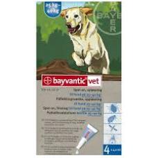 Bayvantic Vet. Til Hunde 25-40 Kg
