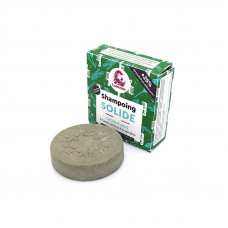 Lamazuna - Shampoobar med spirulina og grøn ler til fedtet hår
