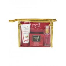 Maja - Kosmetikpung med indhold
