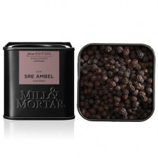 Mill &Mortar - Sort peber Sre Ambel