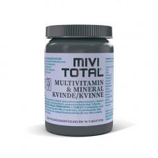MIVITOTAL - Multivitamin & Mineral - Kvinde