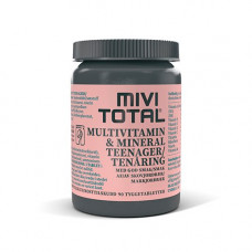 MIVITOTAL - multivitamin & mineral - Teenager