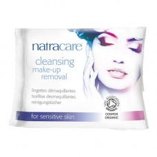 natracare - Makeup-fjerner vådservietter