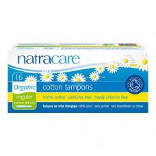natracare - Økologisk regular tampon med hylster