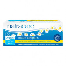 natracare - Super Tampon uden indføringshylster