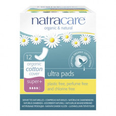 natracare - Ultra bind Super Plus, indpakket enkeltvis