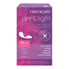 natracare - inkontinens Dry & Light Slim bind
