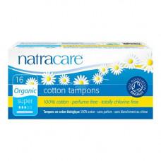 natracare - Økologisk super tampon med hylster