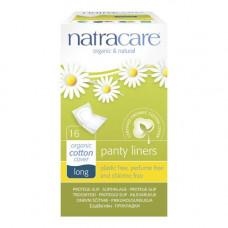natracare - Trusseindlæg enkeltindpakkede, lang