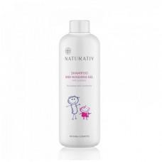 Naturativ - Økologisk Shampoo og Washing Gel 500ml.