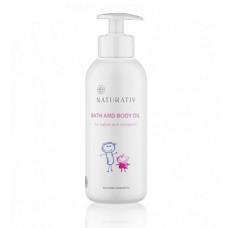 Naturativ - Økologisk Baby Bath & Body Oil
