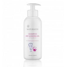 Naturativ - Økologisk Shampoo og Washing Gel