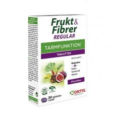 ORTIS - Frugt & Fibre tabletter