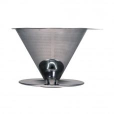 Pandoo - Genanvendelig Rustfrit Stål Kaffefilter