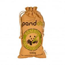 Pandoo - Bambus 1x500g  Aktivkul Luftrenser Pude