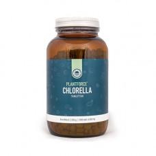 Plantforce - Chlorella 1.000 tabletter