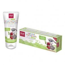 SPLAT Kids - Børne Tandpasta med smag af  Jordbær & Kirsebær 2-6 År