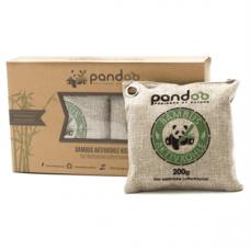 Pandoo - Bambus 2 x 200 G Aktivkul Luftrenser Pude