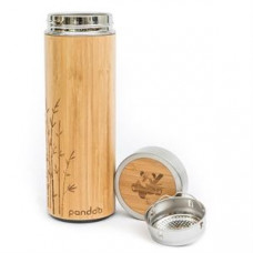 Pandoo - Bambus Thermo Krus med Tesi