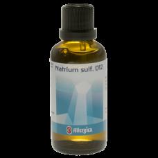 Allergica - Natrium Sulf. D12