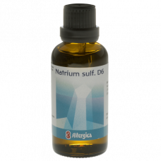 Allergica - Natrium Sulf. D6