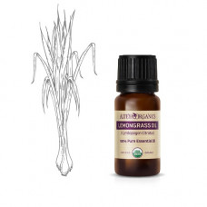 Alteya Organics - Økologisk Citrongræs Olie
