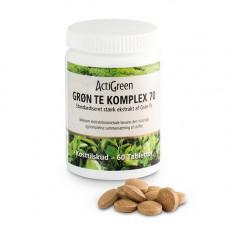 ActiGreen - Grøn Te Komplex 70 60 tabletter