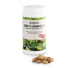 ActiGreen - Grøn Te Komplex 70 120 tabletter