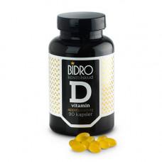 Bidro - D Vitamin 38 Uq 90 Kapsler