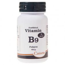 Camette - B9 Vitamin Folsyre 450 Mcg