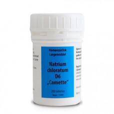 Camette - Cellesalt 8 Natrium chlor. D6