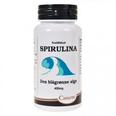 Camette - Spirulina Den BlåGrønne Alge