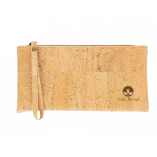 CORC YOGA - Natural Økologisk Kork Clutches