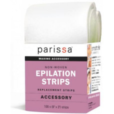 "Parissa - Epilation Strips Large 9"" x 3"""