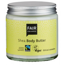FAIR SQUARED - Shea Body Butter - Zero Waste