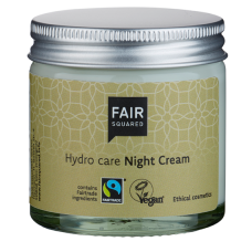 FAIR SQUARED - Argan Hydro Care Night Cream - Zero Waste