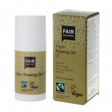 FAIR SQUARED - Argan Shaving Oil