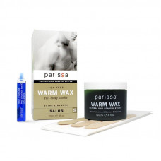 Parissa - Mens Warm Wax With Tea Tree