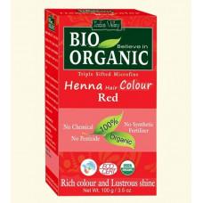 Indus Valley - Økologisk Henna Hårfarve i Rød