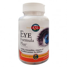 KAL - Eye Formula Plus 60 tabletter