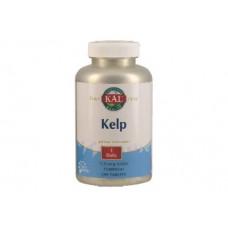 KAL - Kelp  med 225 Mcg Jod fra Kelpplanten 500 tabletter