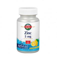 KAL - Zink 5 mg 60 tabletter