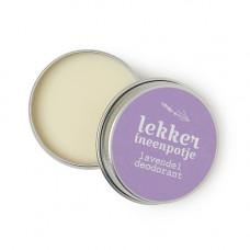 lekker - Lavendel Creme Deodorant