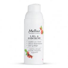 Mellisa - Læg og Fodcreme