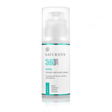 Naturativ 360 ° AOX - Soothing & Lifting Facial Mask