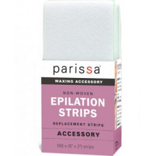 "Parissa - Epilation Strips Small 5"" x 2"""